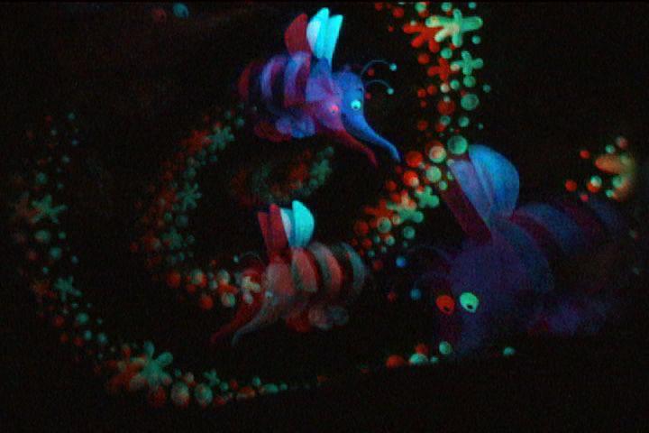 تصاویر سه بعدی-پنهان-نرم افزار-3dmax-طراحی-همگرایی-واگرایی
